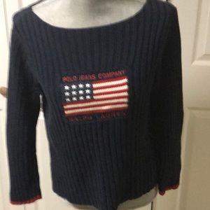 ⭐️Closing SaleRalph Lauren women's classic sweater